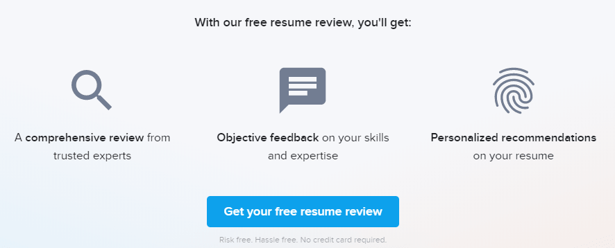 topresume free resume review