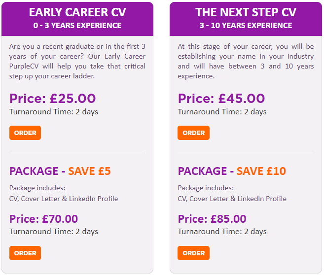 purplecv prices